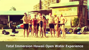 Total Immersion Open Water Experience