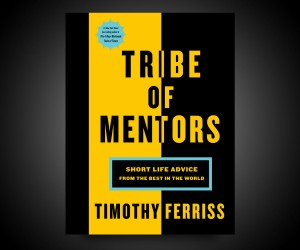 tribe-of-mentors cover image