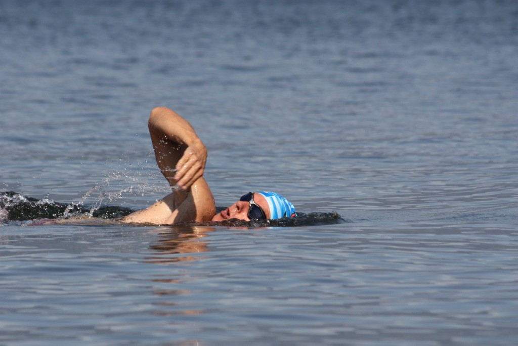 Fromberg Open water swimming 7